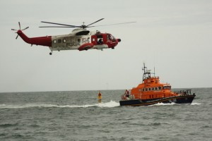 Irish Coast Guard Rescue demo